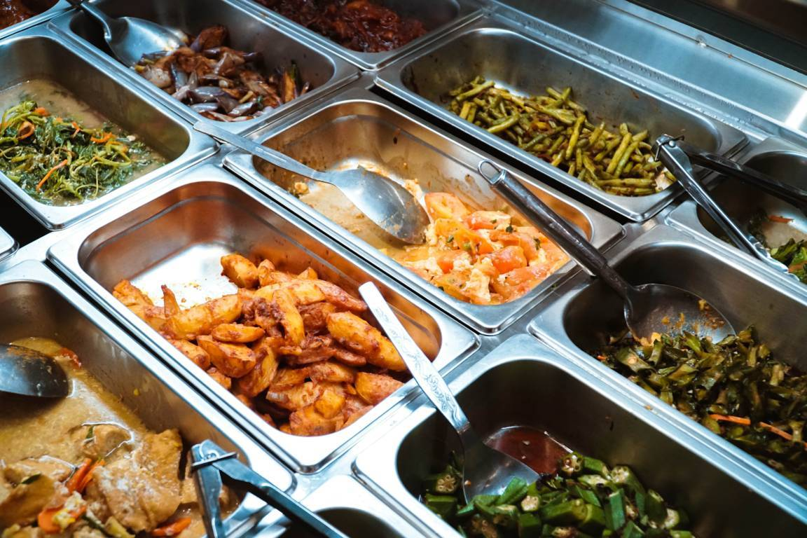 Pleasant Malaysian Food Culture Mfc Berjaya Times Square Interior Design Ideas Ghosoteloinfo